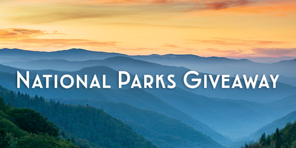 2016 National Parks Celebration Promotion
