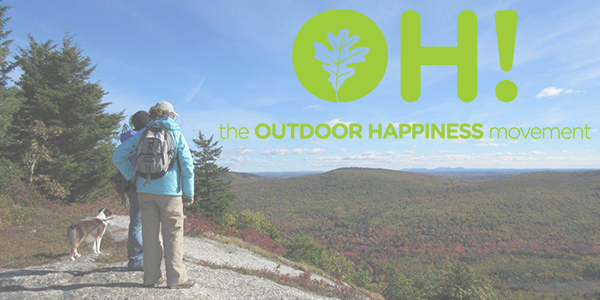 Outdoor Happiness Project Feature