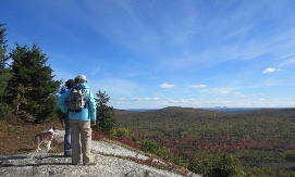 Great Pond Mountain - East Orland, Maine 1