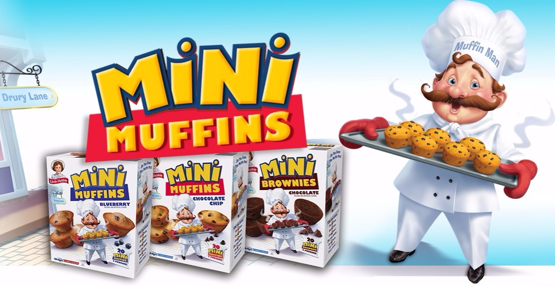 mini muffins header image