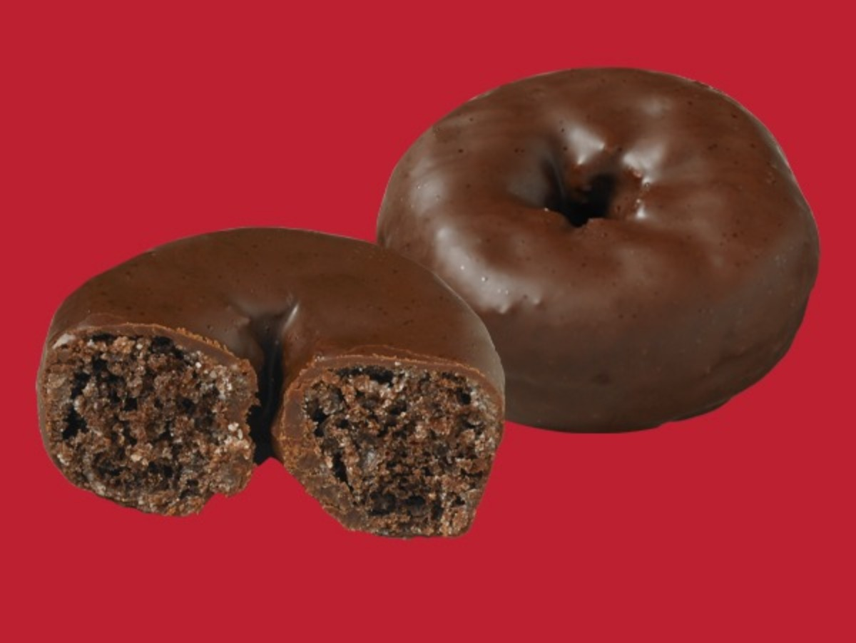 Little Debbie® Double Chocolate Mini Donuts