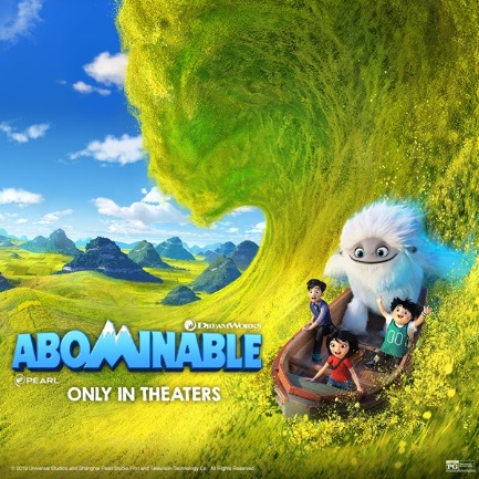 Abominable | Only in Theaters September 27