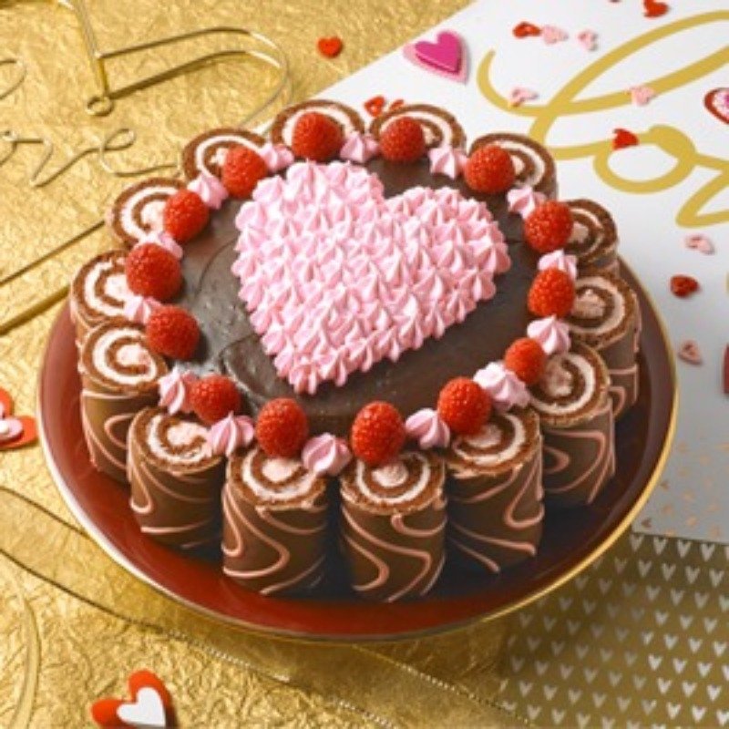 Little Debbie® Be My Valentine Berry Lovely Cake
