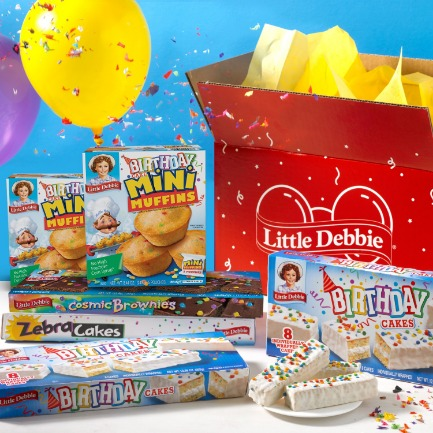 Little Debbie® Birthday Box