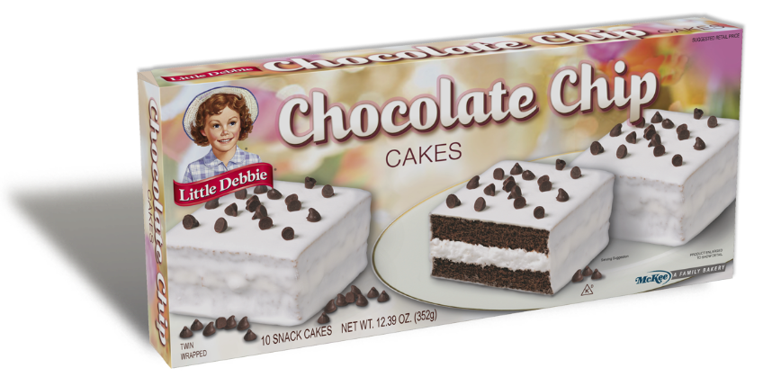 Chocolate Chip Creme Pies