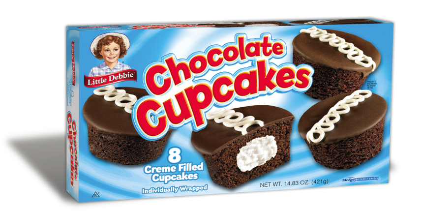 Little Debbie Chocolate Chip Cookie Cake