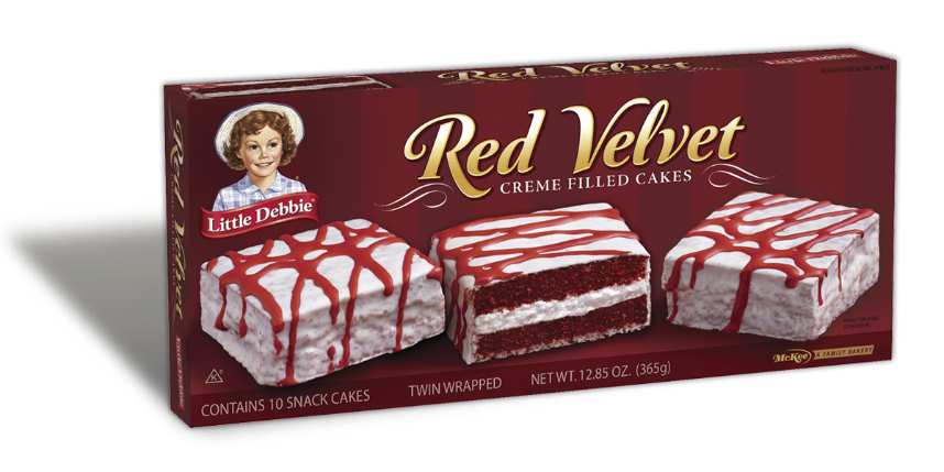 Little Debbie White Cakes