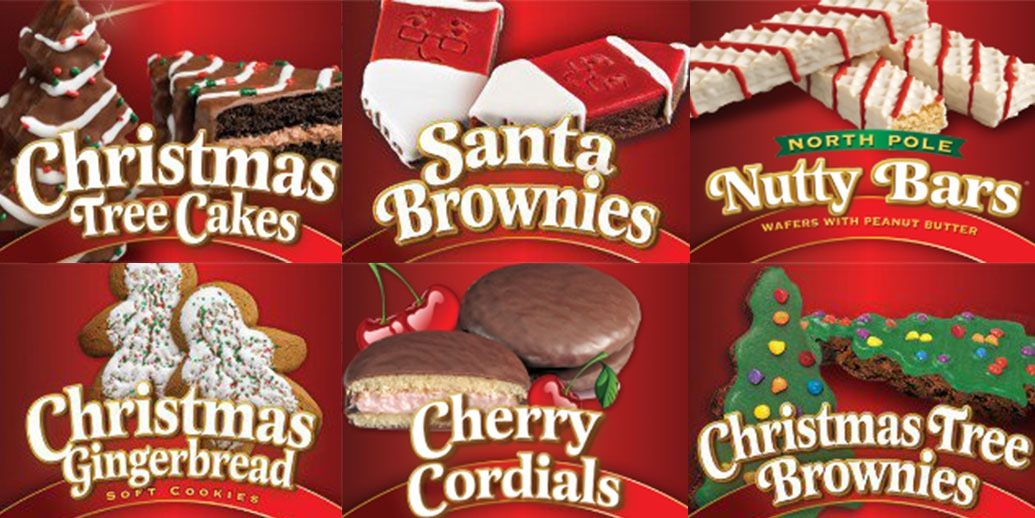 Little Debbie Holiday Lineup