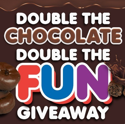 Double the Chocolate Double the Fun Giveaway