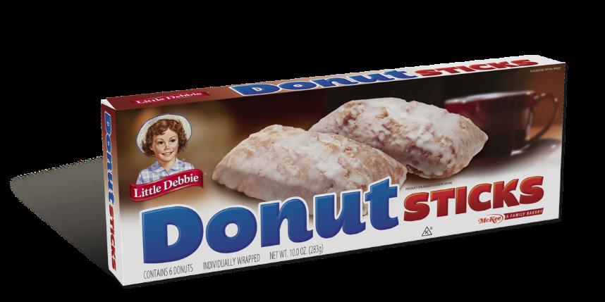 Cake Donut Little Debbie