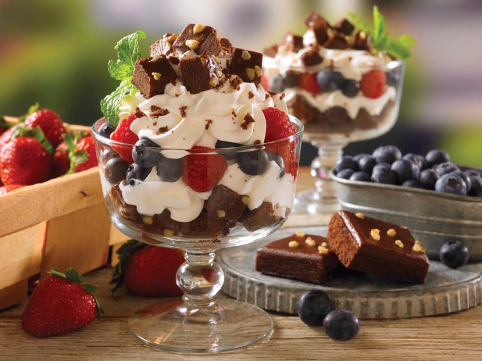 Little Debbie® Fudge Brownies Trifle