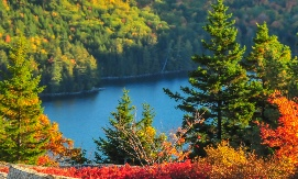 Great Pond Mountain - East Orland, Maine 3
