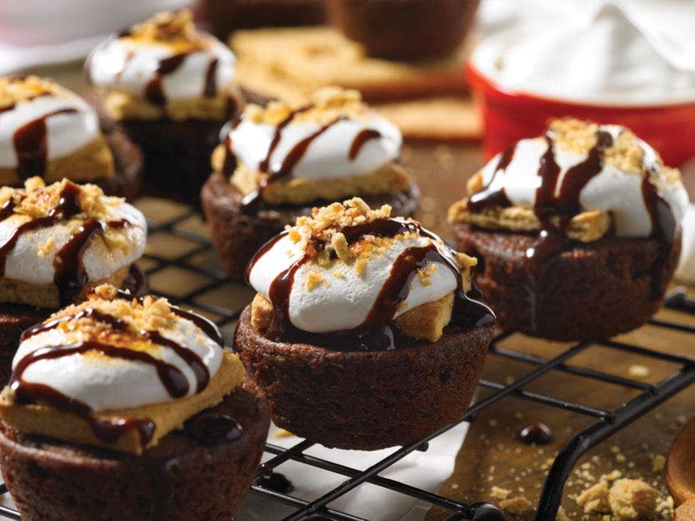 Little Debbie® Mini Brownie S'Mores