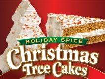 Little Debbie® Christmas Tree Cakes® Holiday Spice