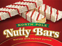 Little Debbie® North Pole Nutty Bars®