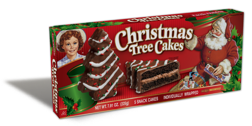 Calories In Little Debbie Chocolate Christmas Tree Cakes