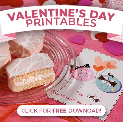 Little Debbie® Valentine's Day Printables