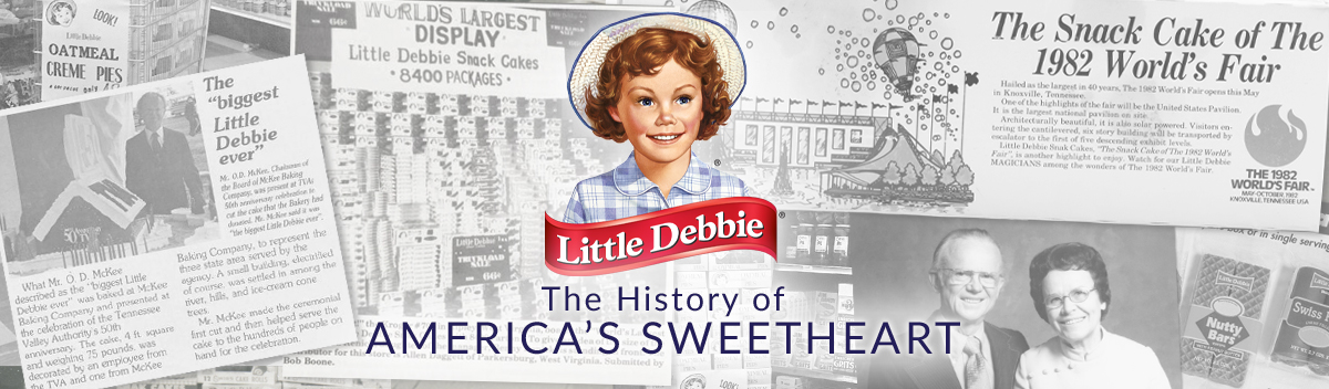 60 Moments in Little Debbie History