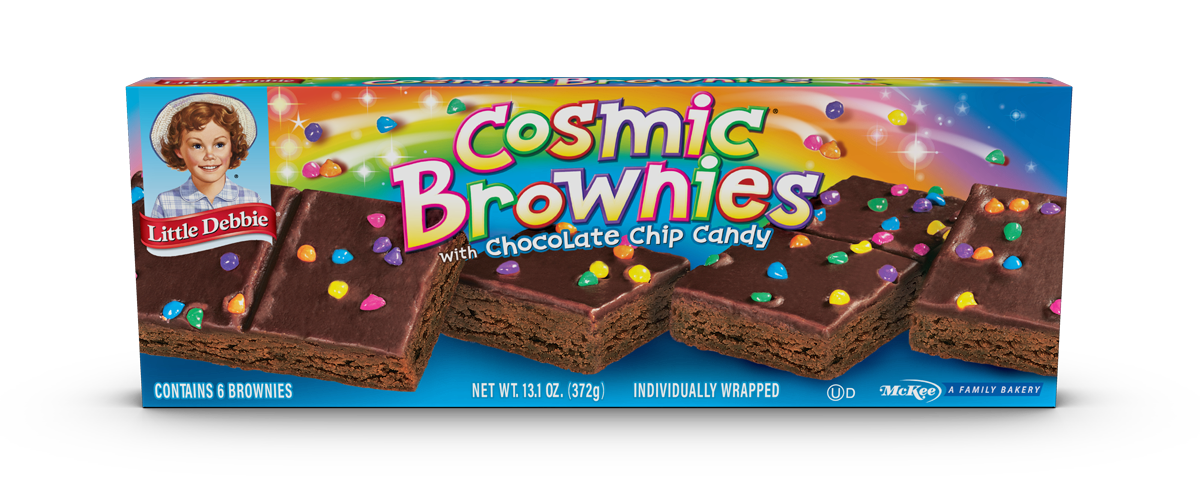 Cosmic® Brownies