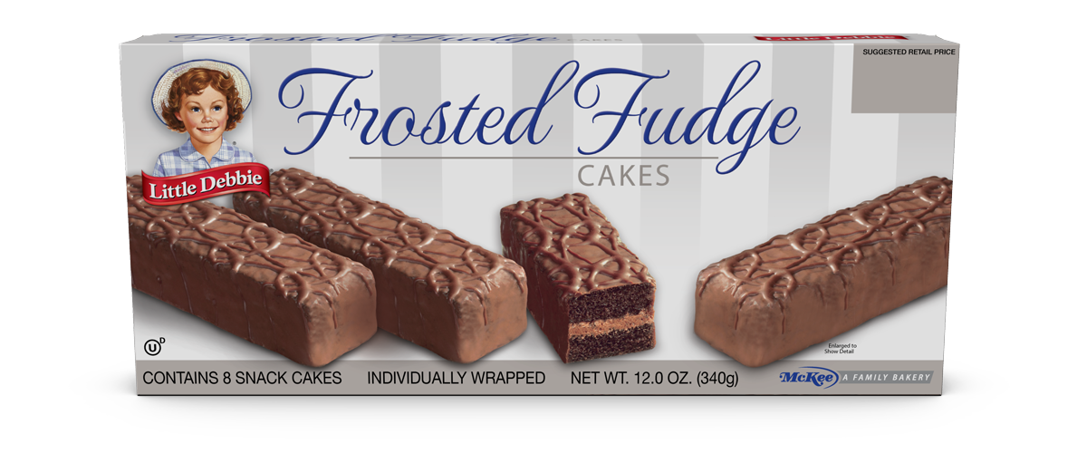 Frosted Fudge Cakes