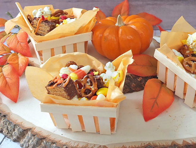 Nutty Buddy® Fall Snack Mix