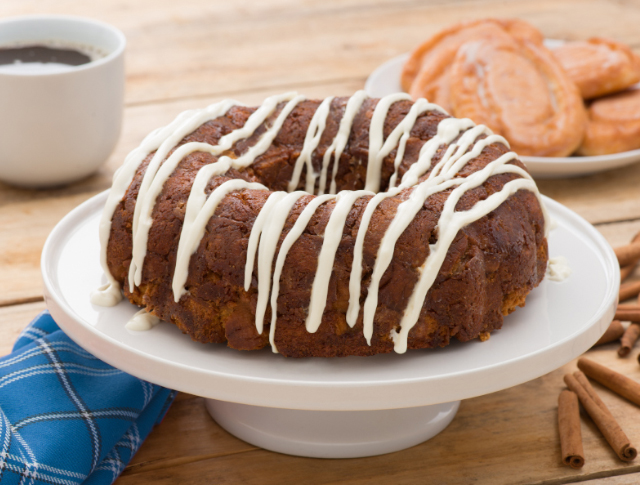 Honey Buns Cinnamon Monkey Bread