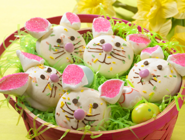 Easter Marshmallow Puffs® Bunnies