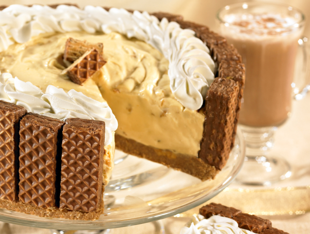 Nutty Buddy®  Pudding Pie