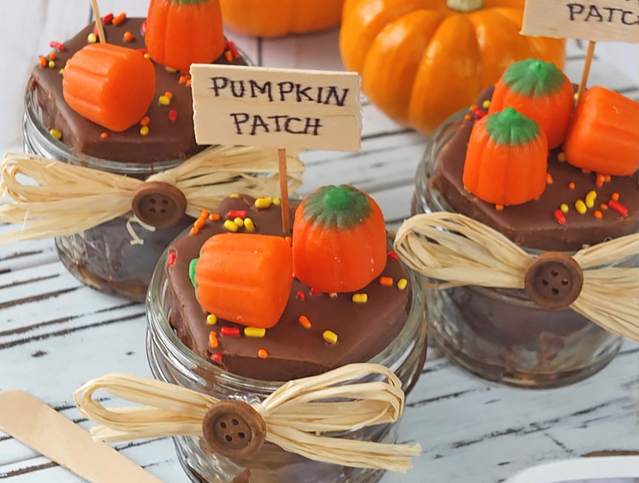 Triple Chocolate Pumpkin Patch