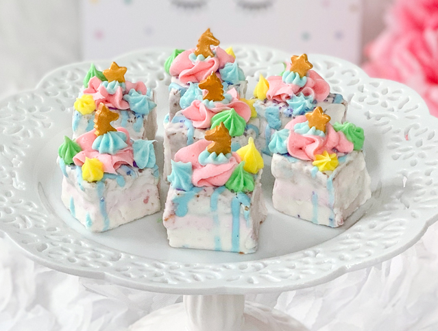 Unicorn Tea Cakes