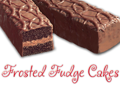 Frosted Fudge Cakes Little Debbie