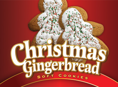 Christmas Gingerbread Cookies | Little Debbie Christmas Mini Cakes