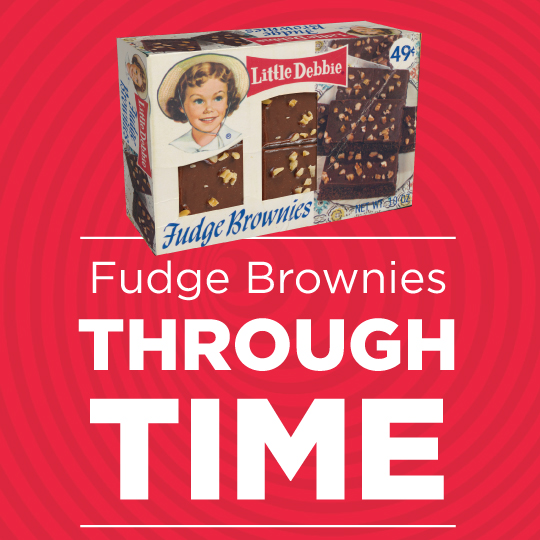 Get Groovy with Fudge Brownies!