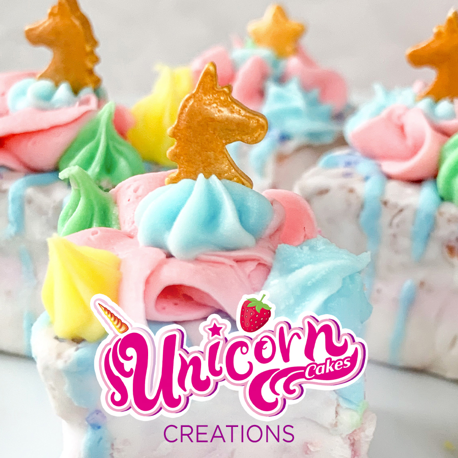 Magical Treats with Unicorn Cakes