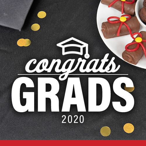 Celebrating the grad in your life is easy with Little Debbie® treats! Check out a few of our favorite ways to show the well-deserving people in your life how much they mean to you.